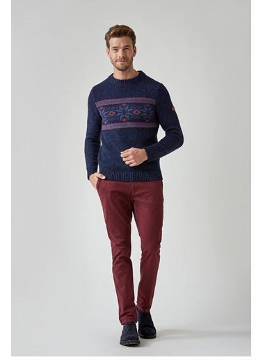 Hemington Pantolon Bordo